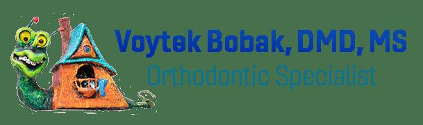 Dr. Voytek Bobak, D.M.D., M.S. logo